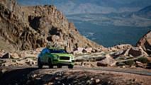 Bentley Bentayga de Pikes Peak