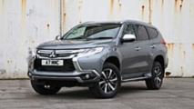 2018 Mitsubishi Shogun Sport First Drive