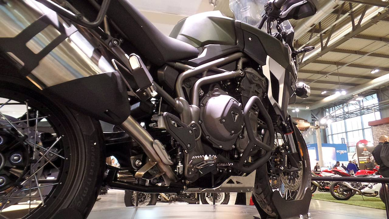 Triumph Goes X Crazy With New Tiger Explorers