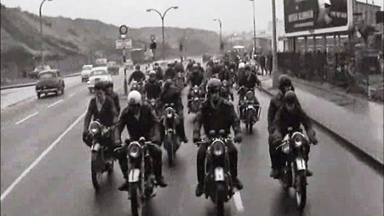 The Leather Boys (1964) - Moto Movie Review