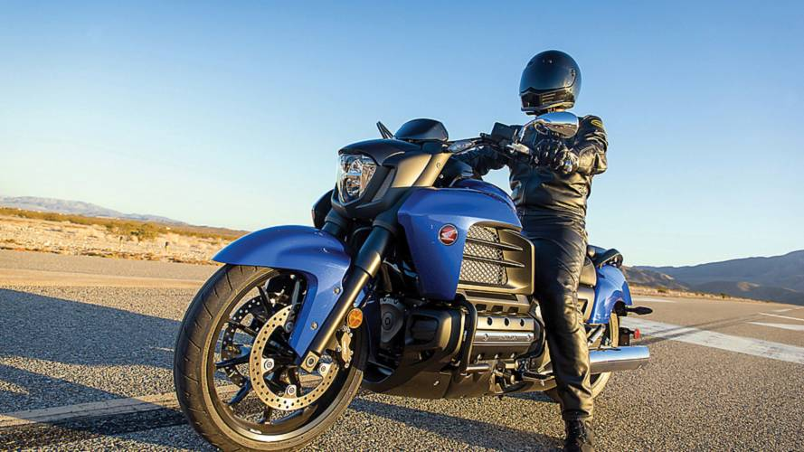 2014 Honda Valkyrie: First Official Photos and Specs