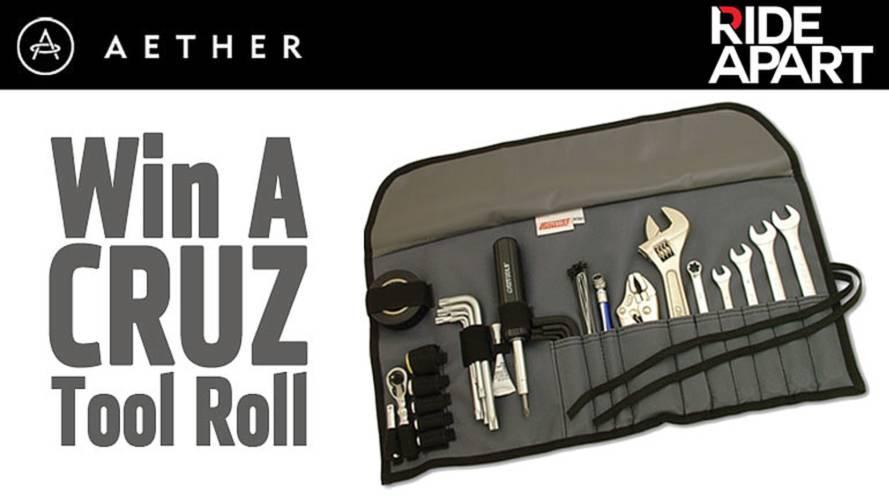 Win An Aether Cruz Tool Roll