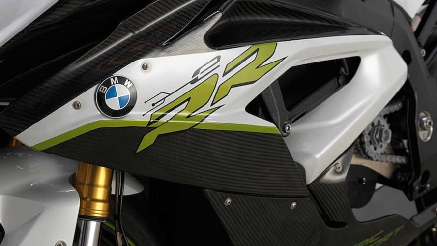 The 'eRR': BMW's electric S1000RR