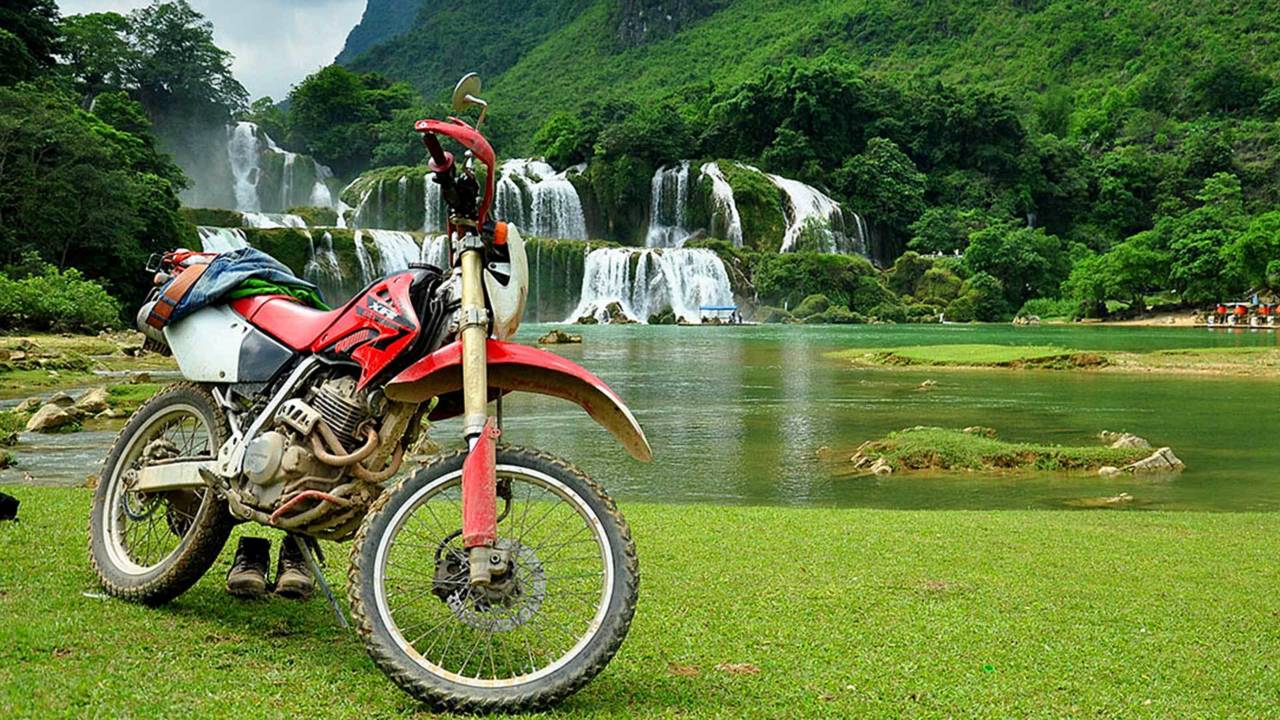 Leaving the Office Grind to Become a Moto Tour Guide