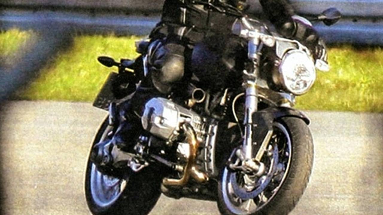 BMW's Low Rider draws nigh