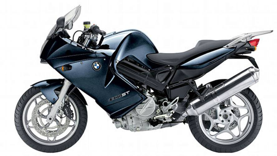 Spy Photo: BMW F800GT