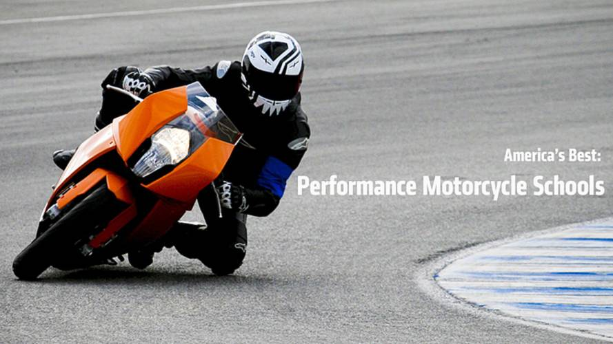 America's Best Performance Motorcycle Riding Schools