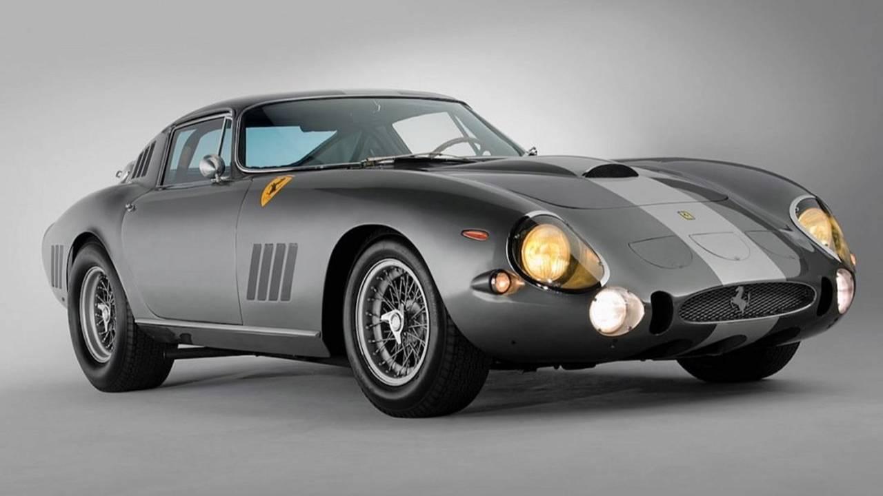 8.- Ferrari 275 GTB/C Speciale (1964)