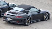 Possible Porsche 911 GT3 Touring Cabrio
