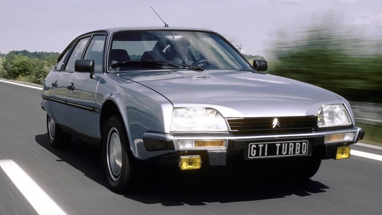 Citroën CX GTi Turbo