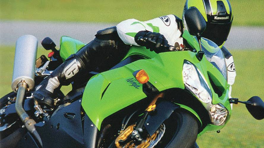 Kawasaki Recalls its Superbike History