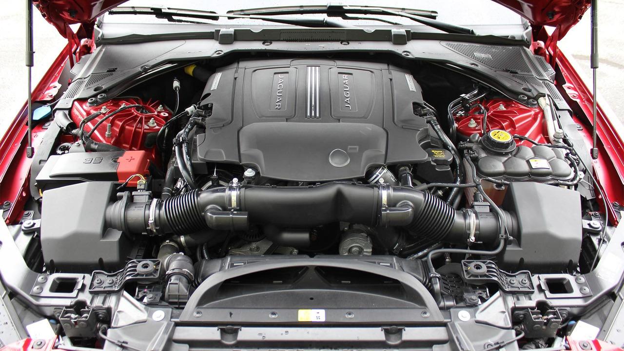 2. It's got a monster engine
