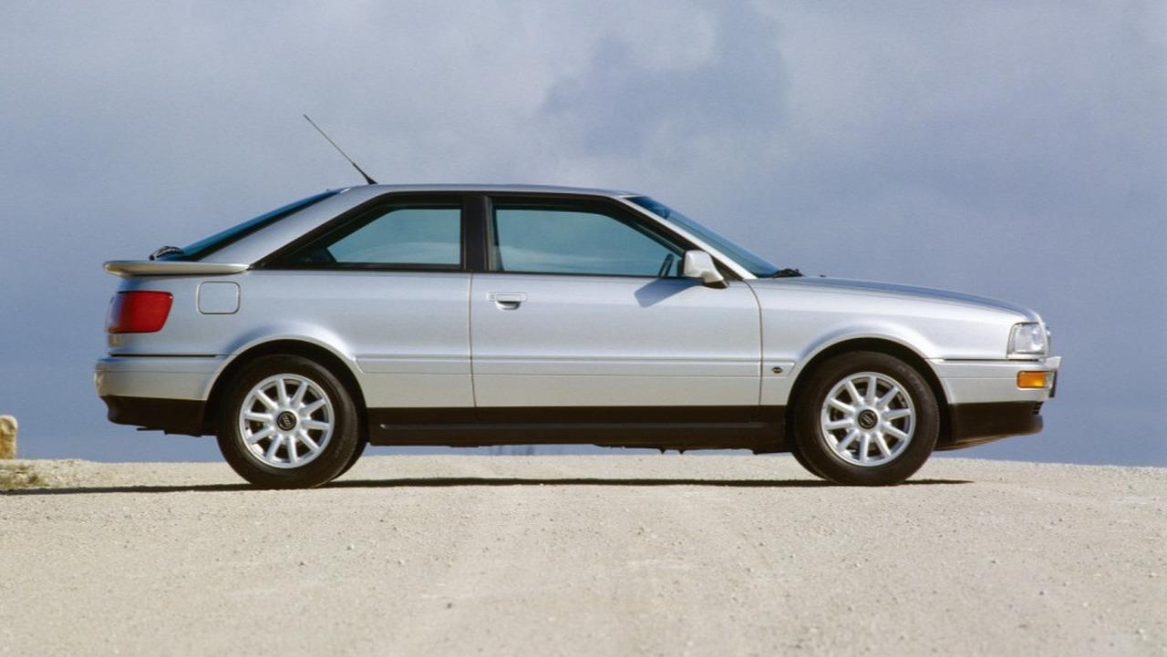 Audi Coupé B3 (1988 - 1996)