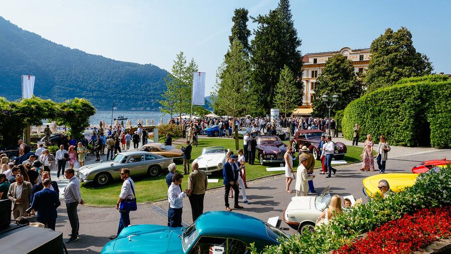 Italy's 2020 Concorso D'Eleganza Villa D'Este Cancelled: Report