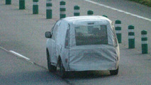 3-Door Renault Kangoo Spy Photo