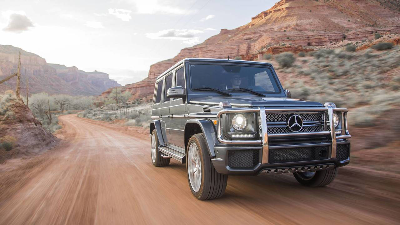 Mercedes-Benz AMG G65 – $217,900