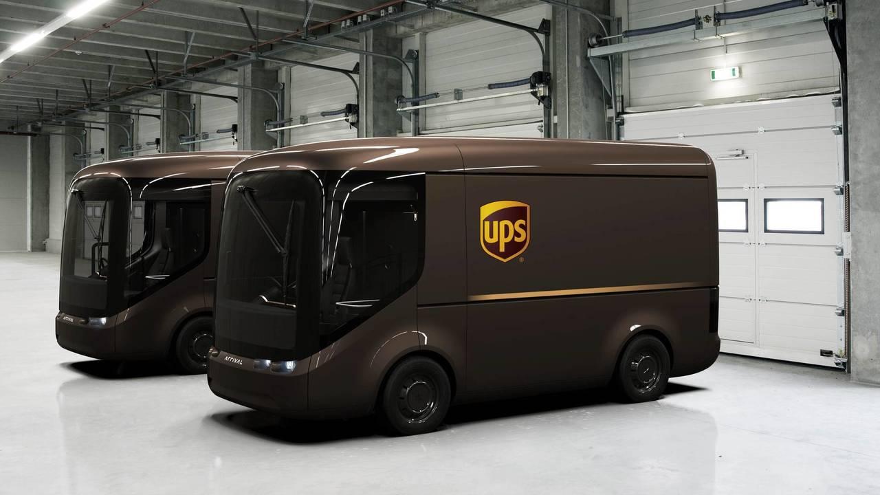 UPS véhicule électrique