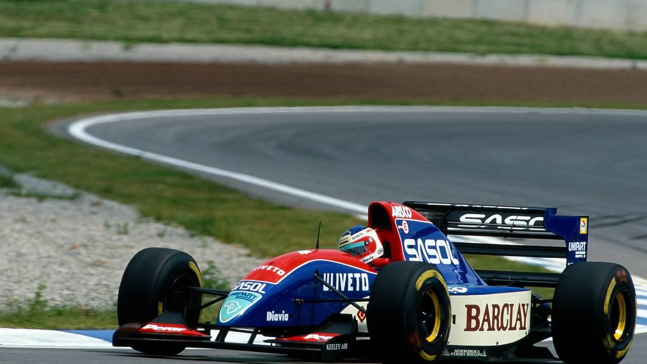 Rubens Barrichello, da Jordan