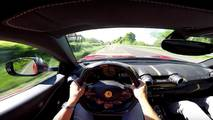 video aceleracion ferrari 812 superfast