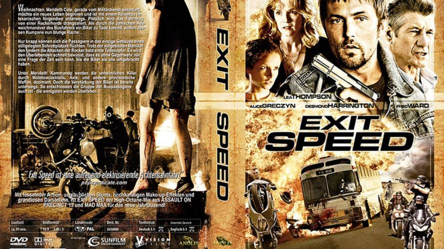 Exit Speed (2008) - Moto Movie Review