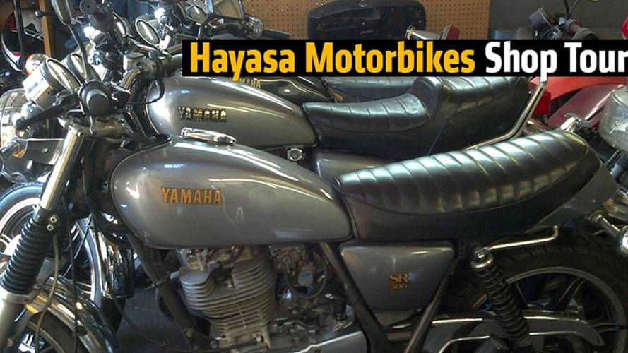 We Visit the Brutally Honest Hayasa Motorbikes, On Our Way Back From Alaska