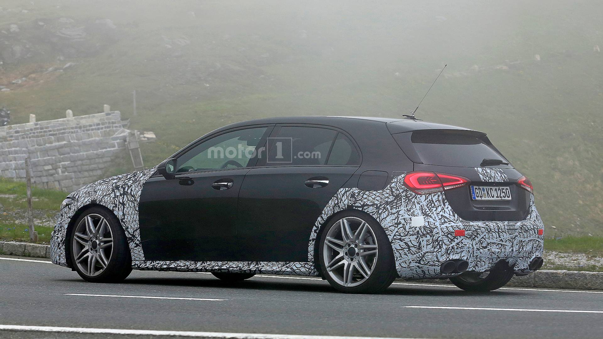 Mercedes-AMG A45 Confirmed With Drift Mode, 8-Speed Auto