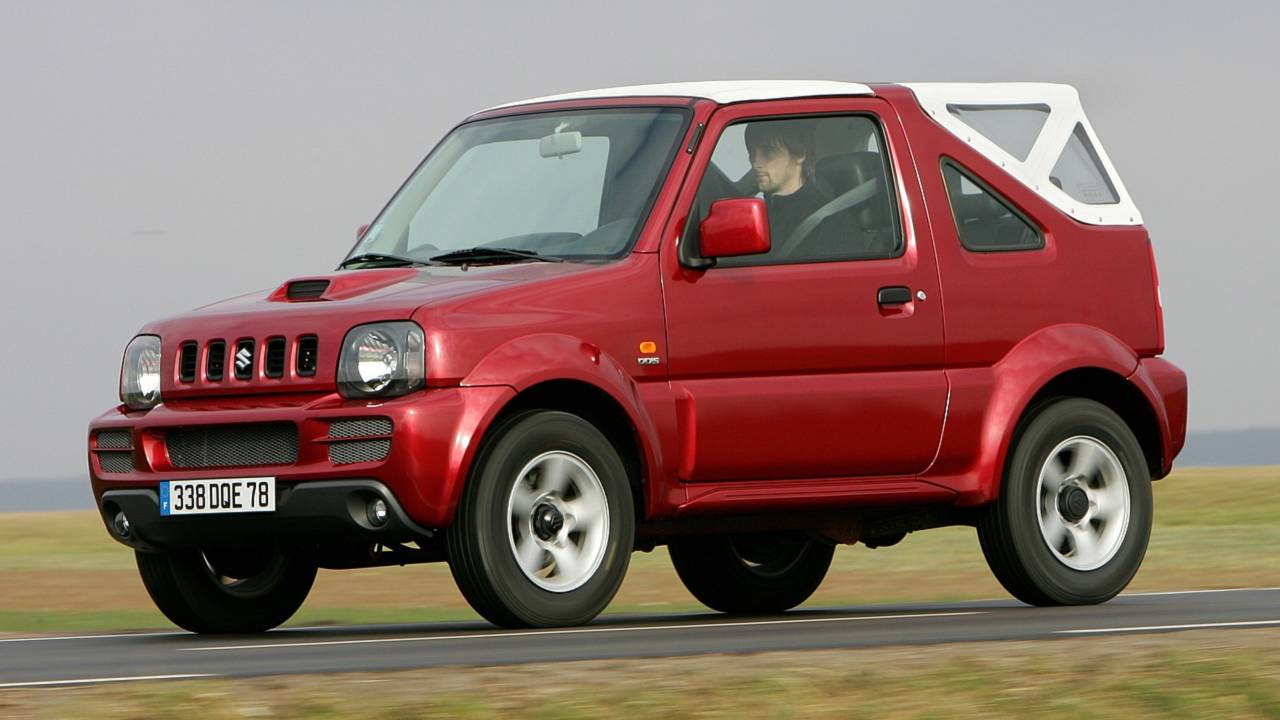 Suzuki Jimny Cabrio Render Is Probably Close To The Real Deal Samurai Four Doors Soft Top