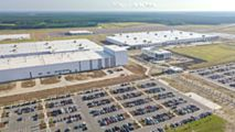 Volvo's new manufacturing plant - South Carolina