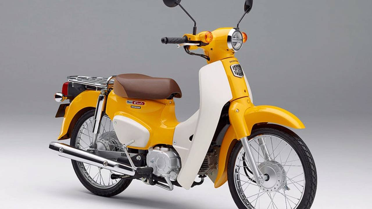 Honda Celebrates 100 Millionth Super Cub with New Models