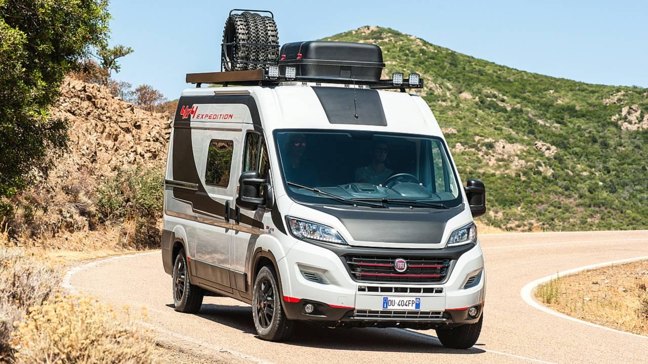 Wohnmobile: Fiat wird zur Camper-Marke
