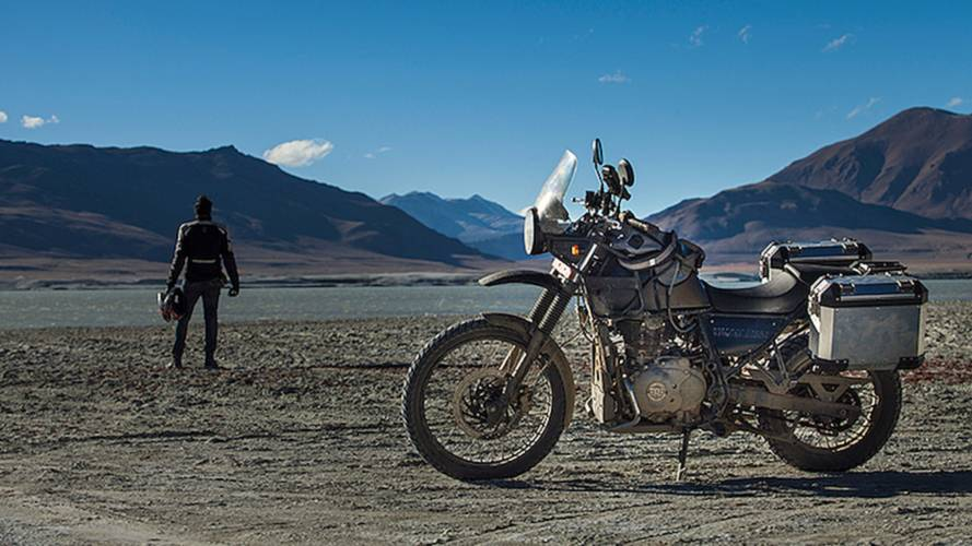 Royal Enfield Himalayan Coming to North America