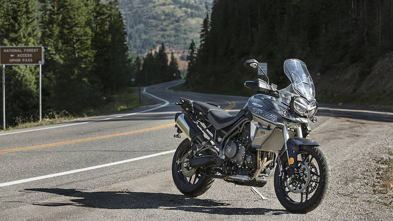 Triumph 'Transforms' Tiger Range