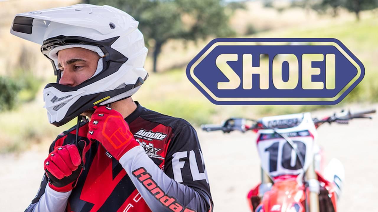 Shoei Unveils new VFX-EVO Helmet