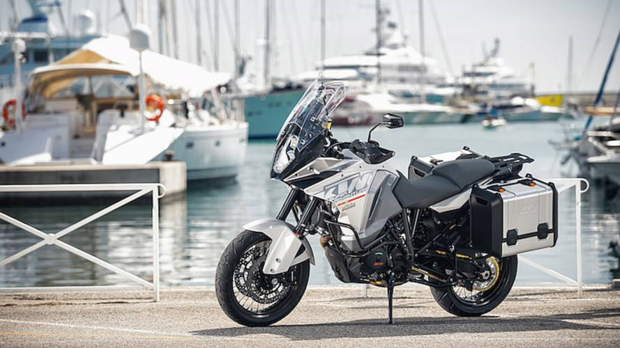 KTM 1290 Super Adventure - Recall Issued