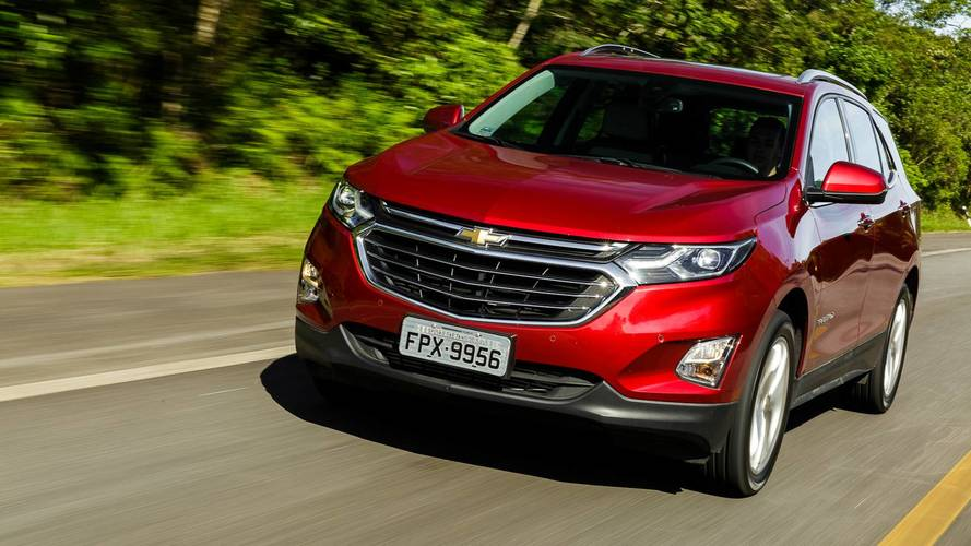 Chevrolet Equinox perderá motor 2.0 turbo do Camaro, diz site