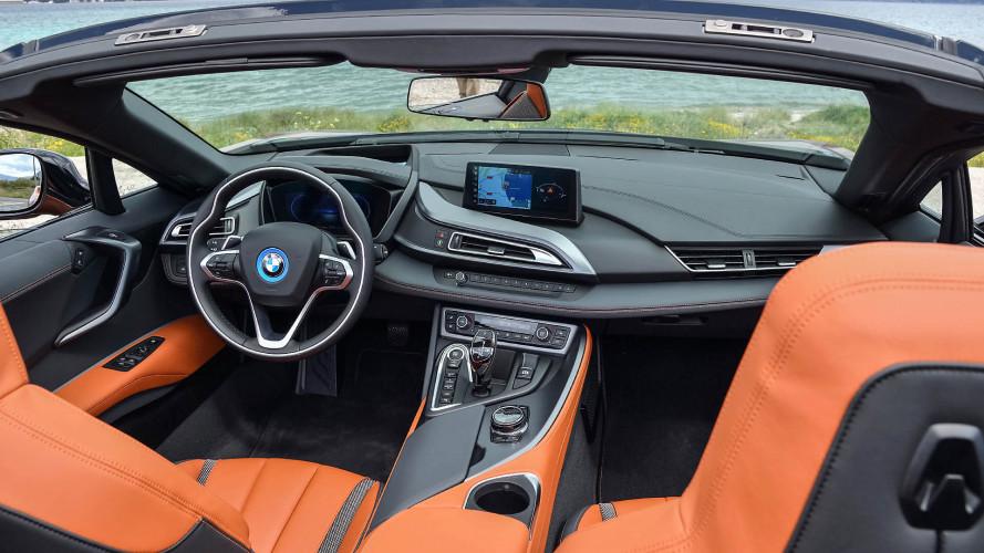 BMW i8 Roadster im Test