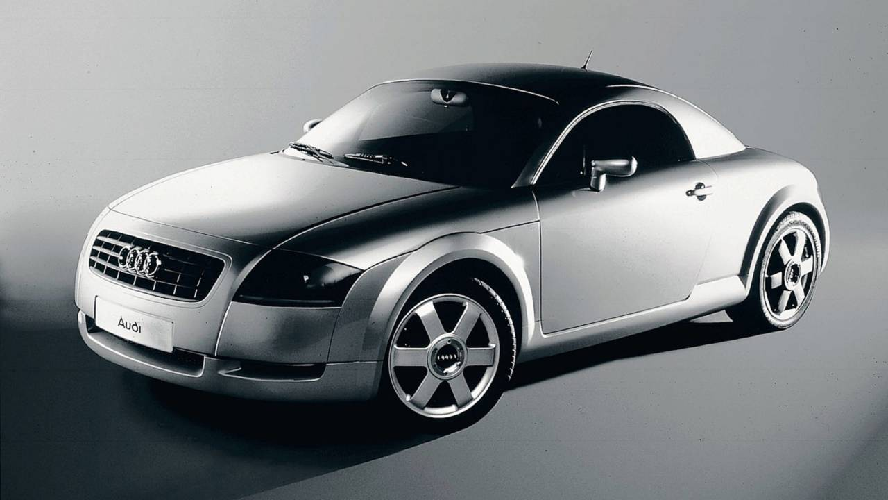 Audi Tt Concept Cars Motor1 Com Photos