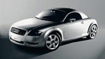 Audi TT, le concept