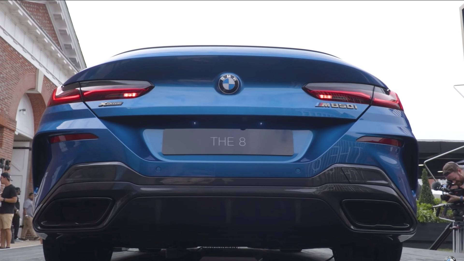 Get Up Close And Personal With BMW 8 Series In New Video
