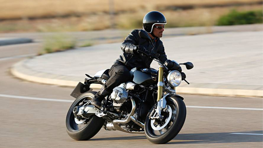 2014 BMW R nineT: First Official Photos and Specs