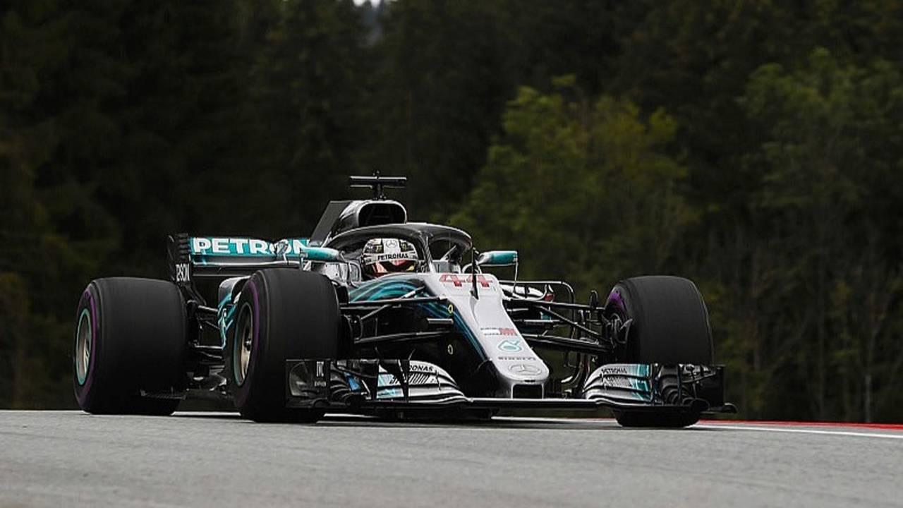 Lewis Hamilton - GP Austria 2018