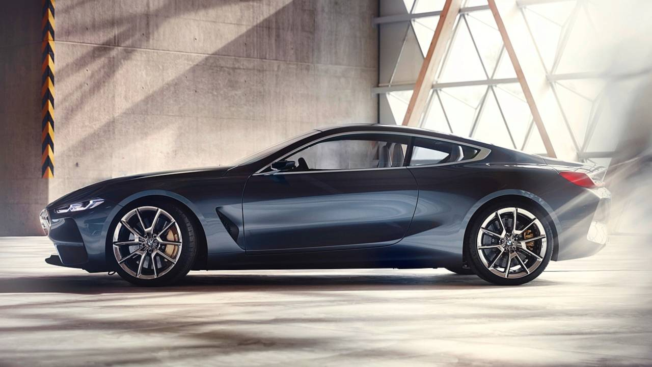 Bmw 8 Series Side By