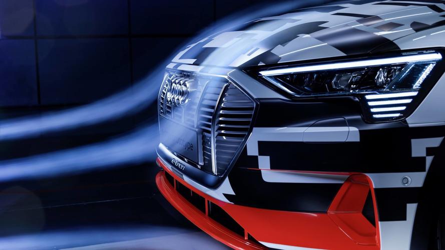 Audi e-tron Charging Service - Un service pour les clients de l'Audi e-tron