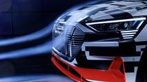 2019 Audi E-Tron aero teaser