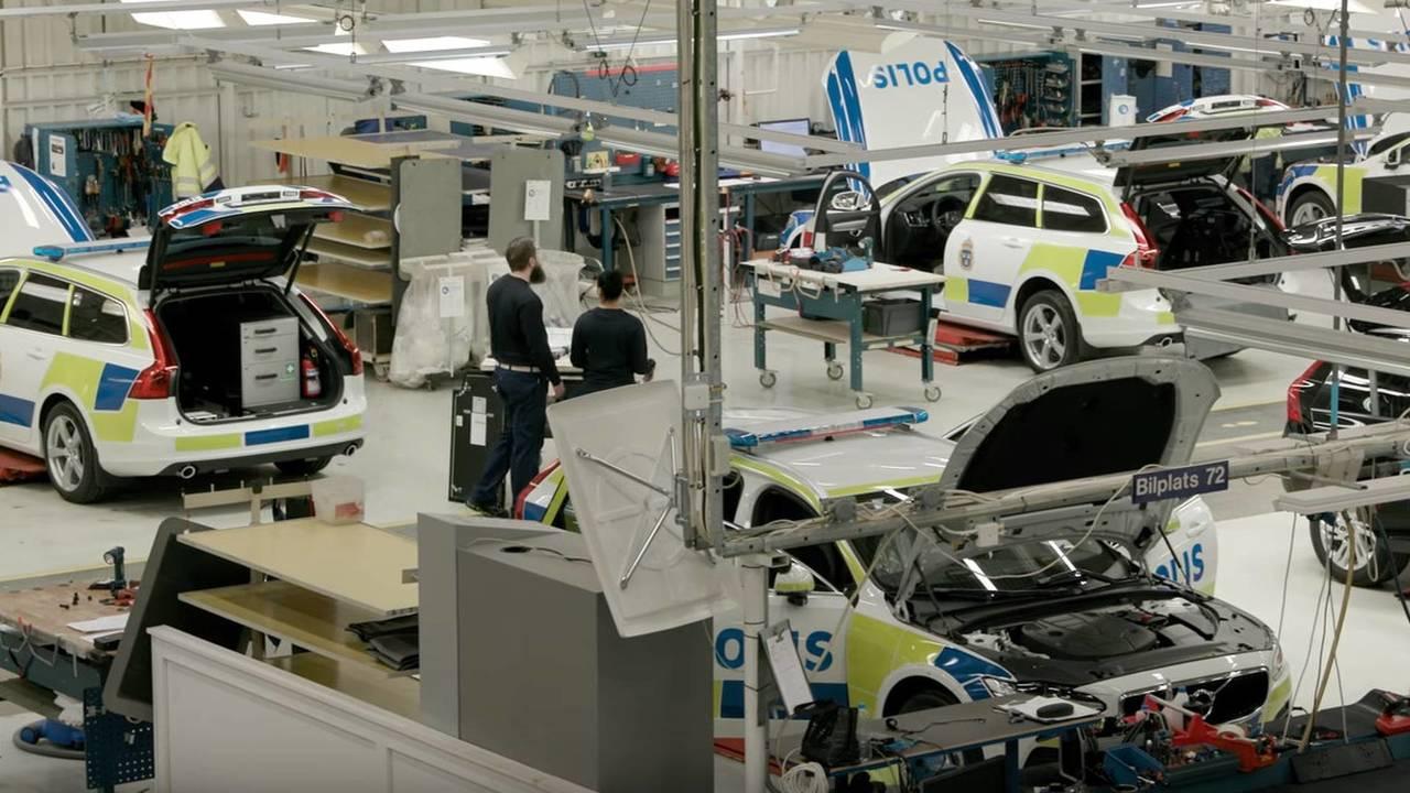 Volvo workers swap jobs