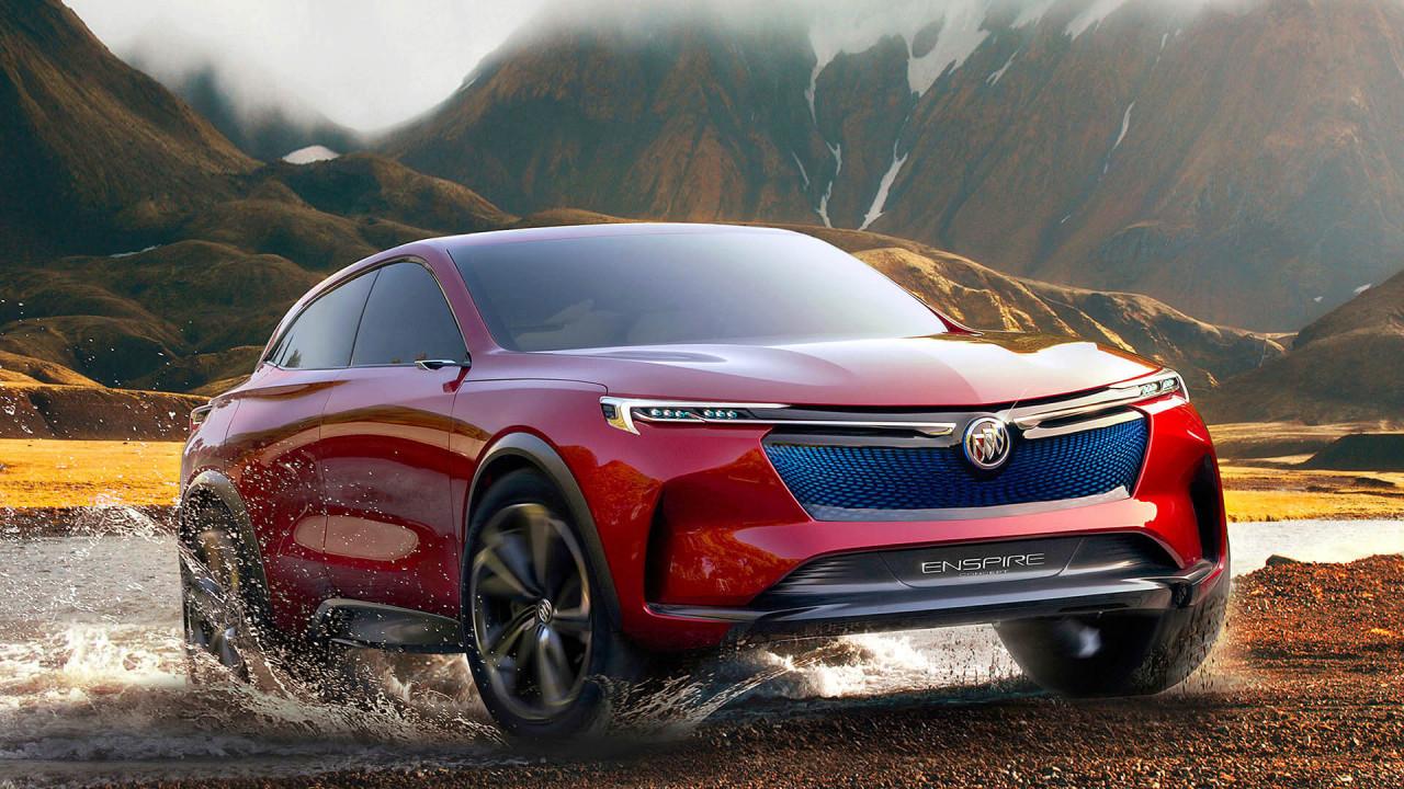 Buick Enspire Concept