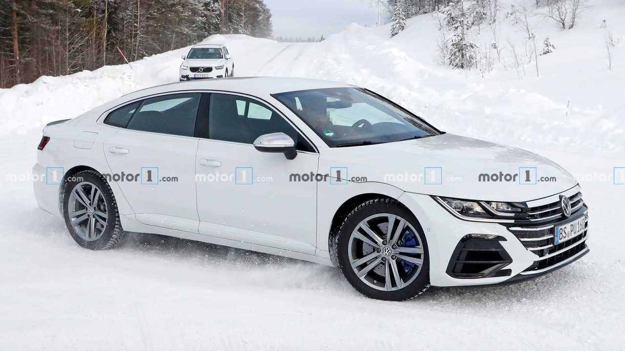 VW Arteon R también vendrá con sabor a vagón: informe 53