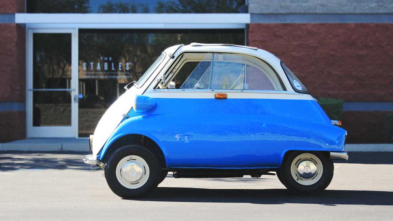 1958 BMW Isetta 300 - The Stables Collection