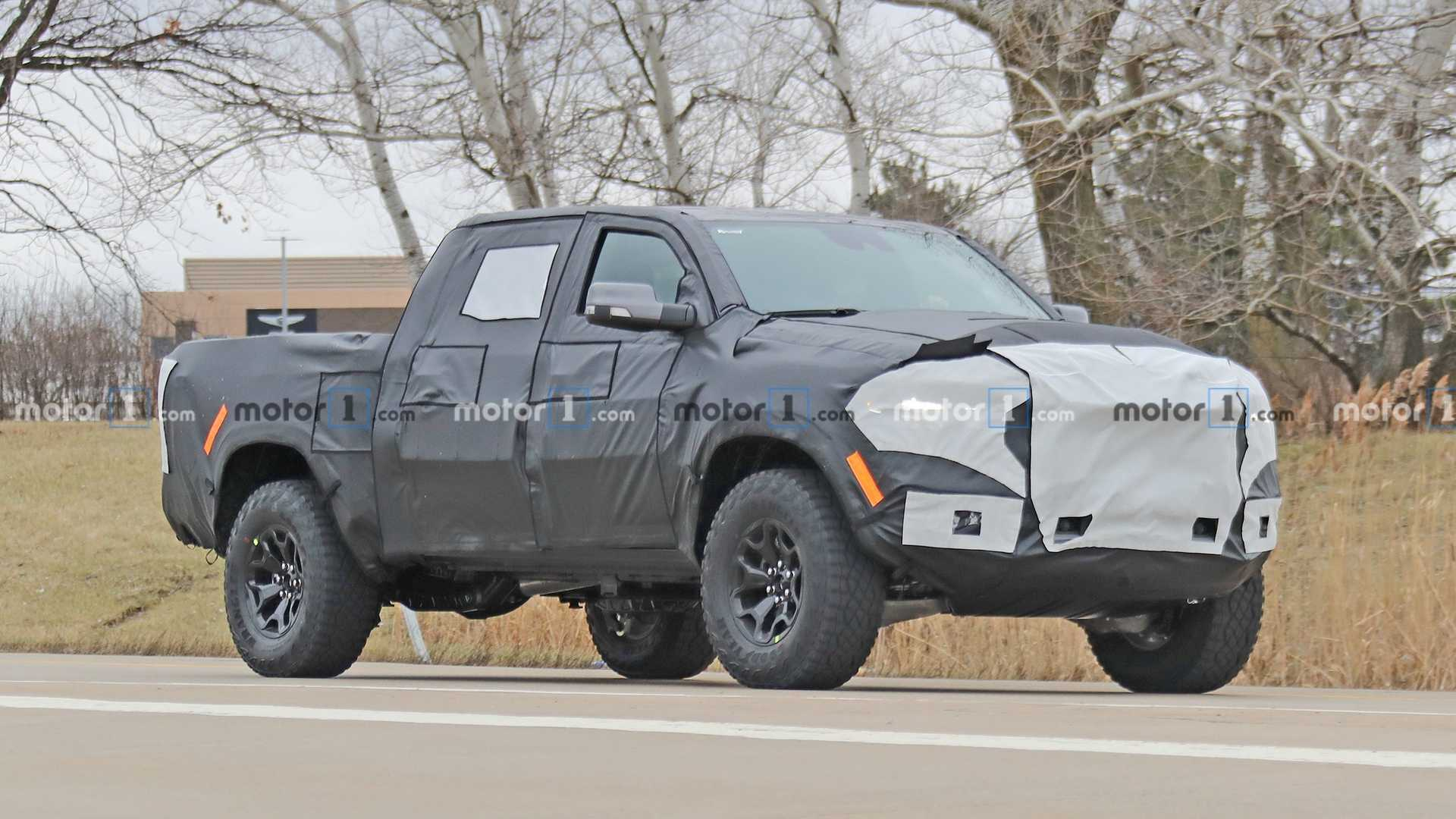Ram Rebel Trx Specs Allegedly Leaked 700 Hp And 8 Speed Auto