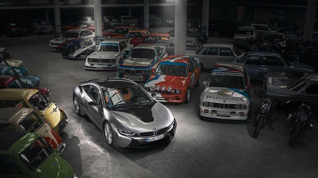 BMW i8: De la visión al icono